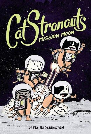 CatStronauts by Drew Brockington