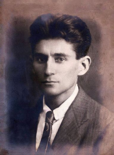 Franz Kafka, 1917