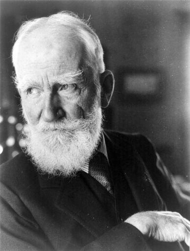 George Bernard Shaw, 1934