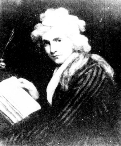 Photograph of Anne Whitney, date unknown.